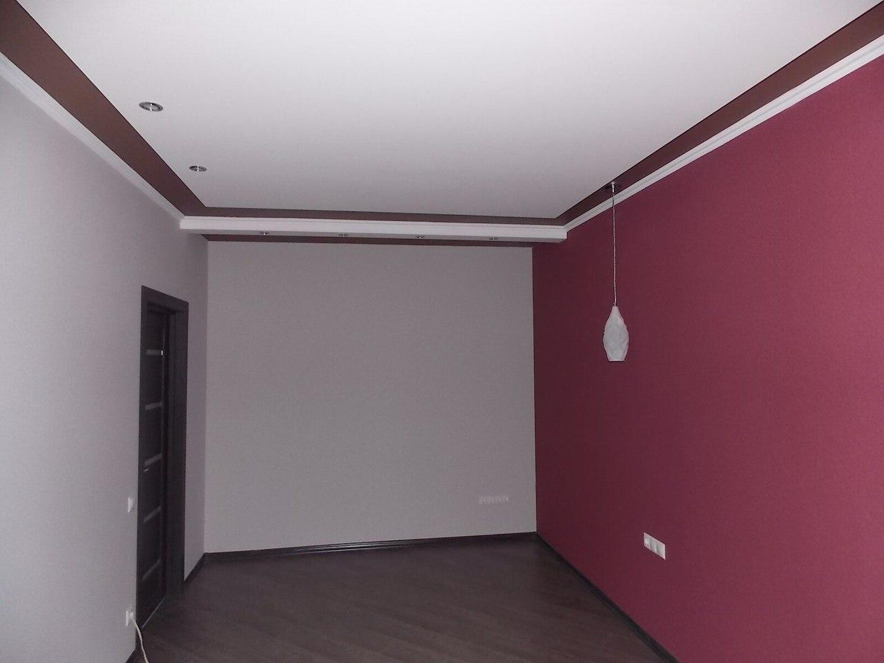 пример косметического ремонта квартиры